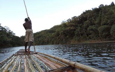 Bambou Rafting sur le Rio Grande